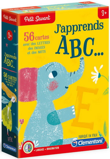 J'apprends ABC