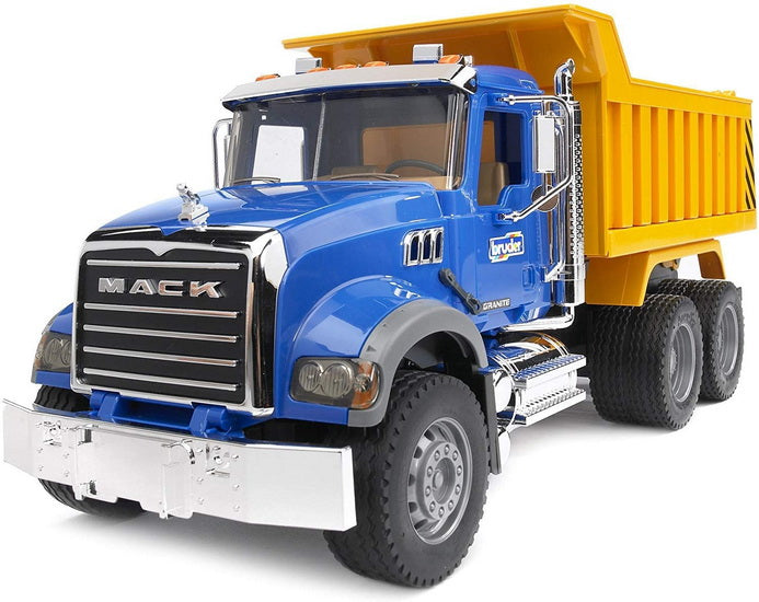 Camion dompteur Mack Granite