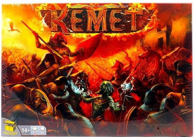 Kemet (multilingue)
