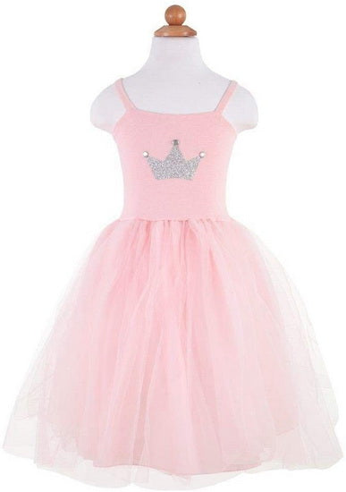 Robe pretty pink 3-4 ans