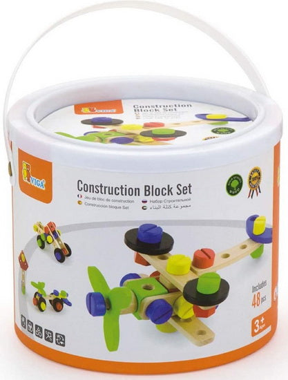 Blocs de construction 48 pcs