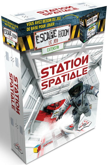Extension Station spatiale