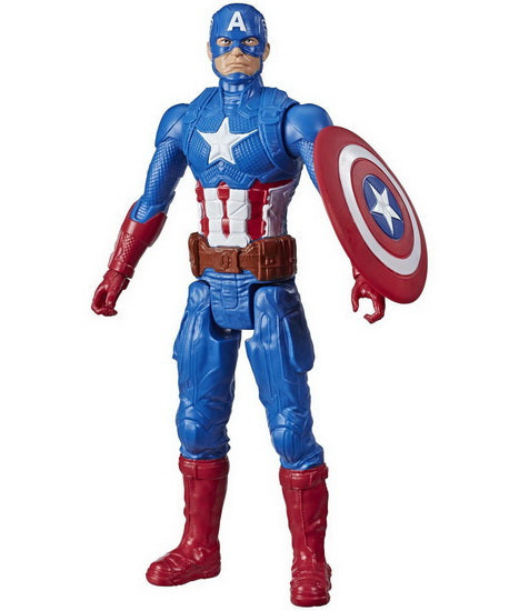 Figurine Capitaine America Marvel Titan Hero