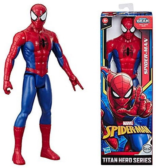 Figurine Spiderman Marvel Titan Hero