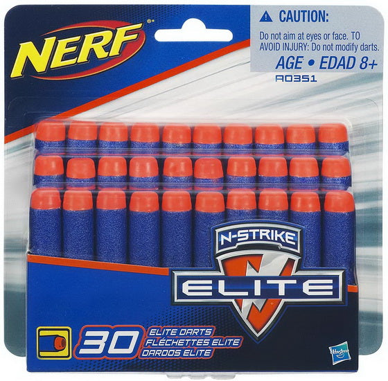Nerf N-strike 30 darts