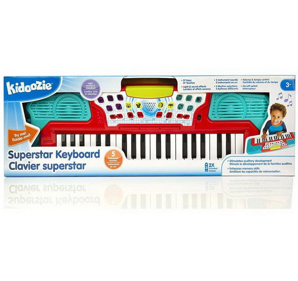 Clavier SuperStar