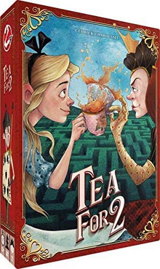 Tea for two VF