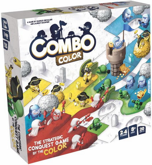 Combo color VF