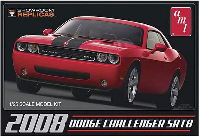 Dodge Challenger SRT8 2008  1/25