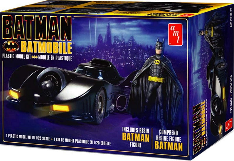 Batman 1989 Batmobile  1/25
