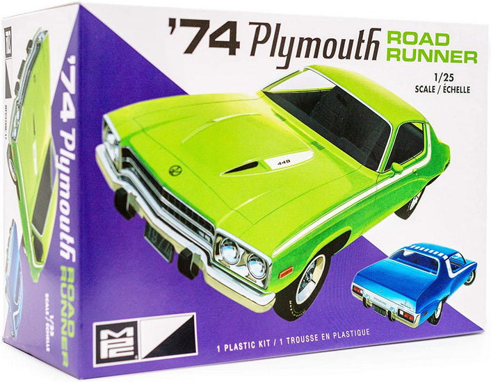 Plymouth Road Runner 1974 1/25