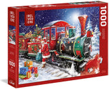 Le train du Père Noël 1000 mcx - ***Non disponible ***
