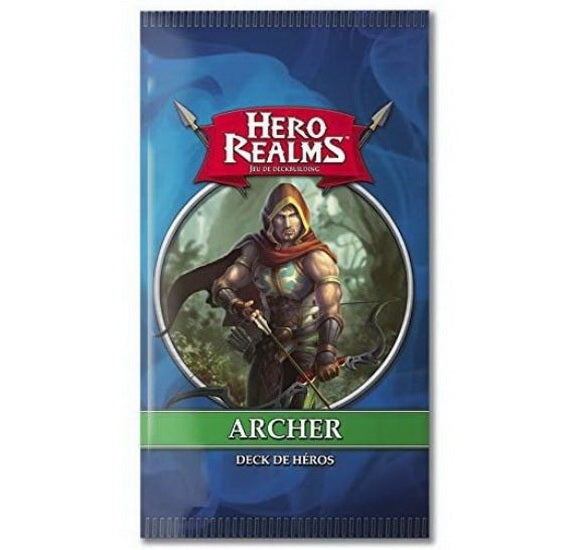 Hero realms deck de héros Archer