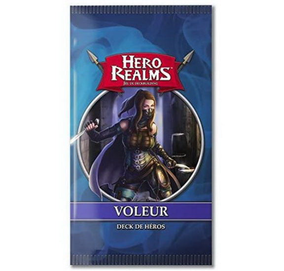 Hero realms deck de héros Voleur