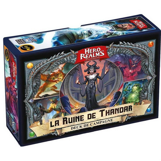 Hero realms La ruine de Thandar