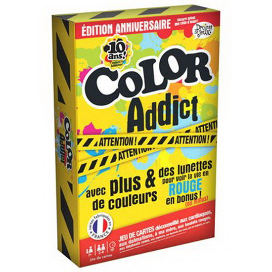 Color Addict édition anniversaire