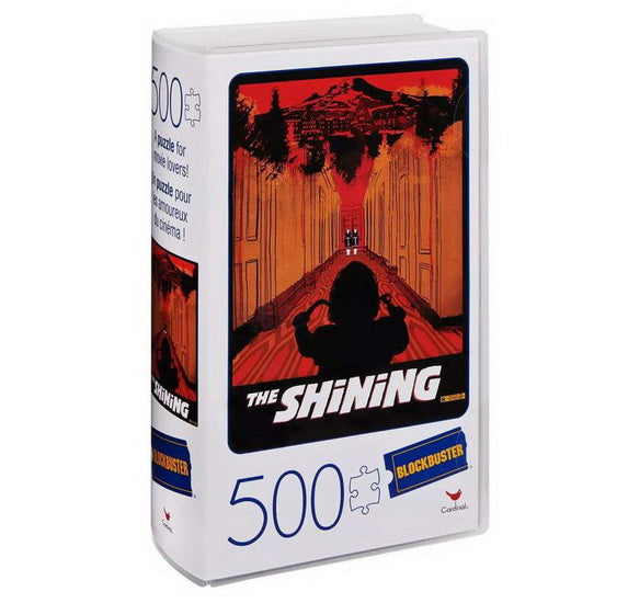 The Shining Blockbuster VHS 500 mcx