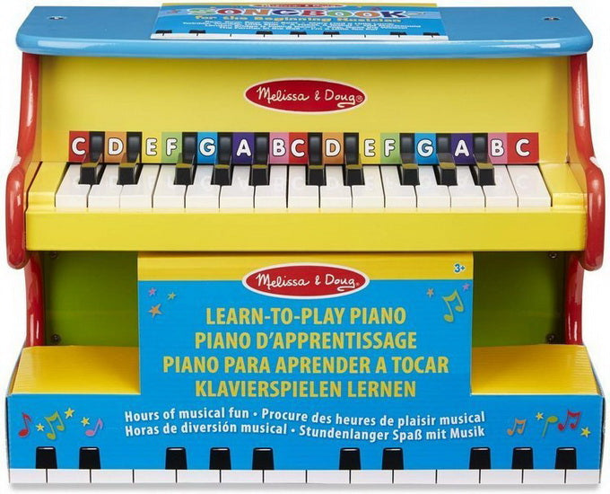 Piano d'apprentissage