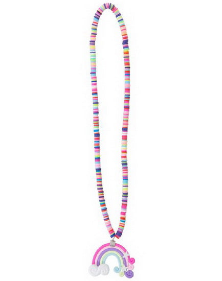 Collier bonbons et Arc-en-ciel AS