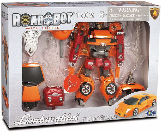 Roadbot Lamborghini orange VF