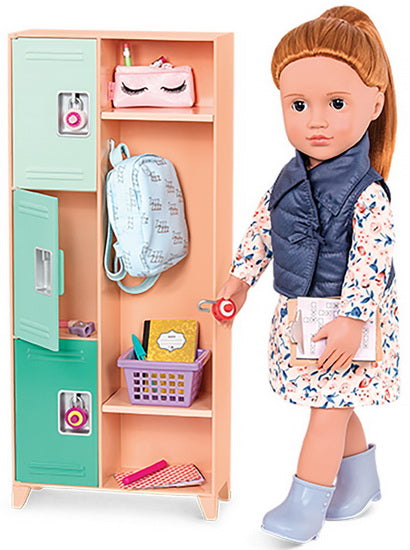 """Classroom Cool Locker Set"" VF"
