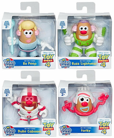 M. Patate Toy Story mini friends AS