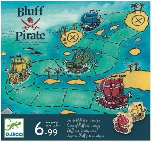 Bluff Pirate VF