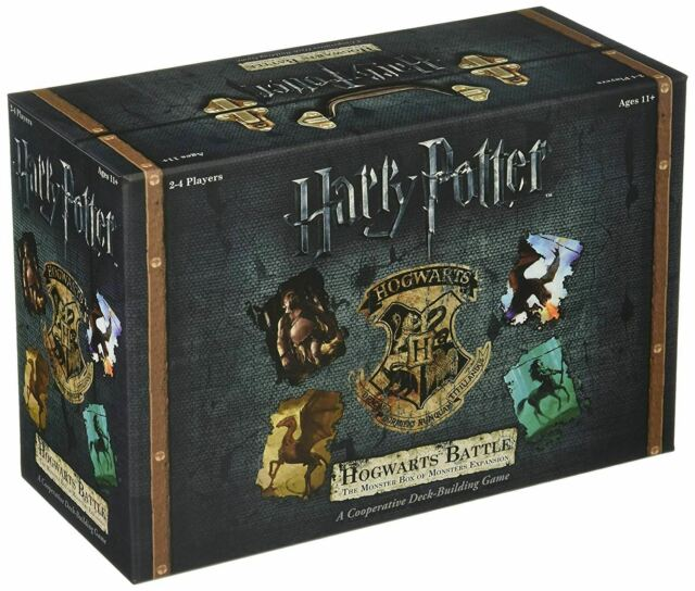 Harry Potter Hogwarts Battle extension The Monster Box of Monsters VF