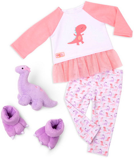 Ensemble pyjamas dinosaures