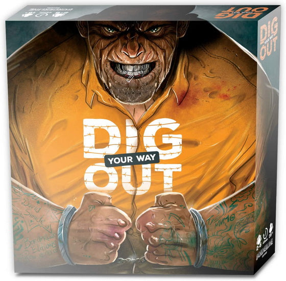 Dig your way out VF