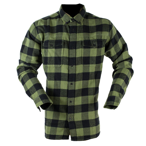 Organic Cotton Classic Checked Shirt
