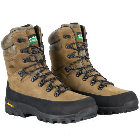 Warrior Boots Hi-Top Vibram Sole
