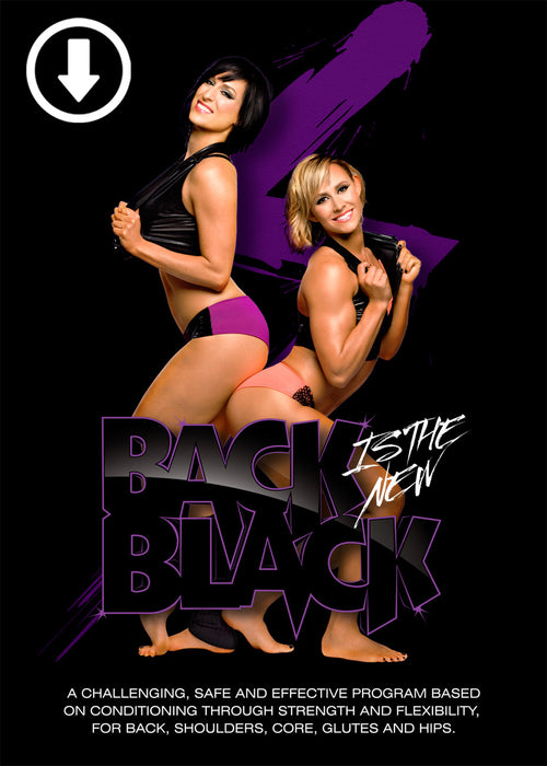 Back Is The New Black DVD ***DIGITAL DOWNLOAD***