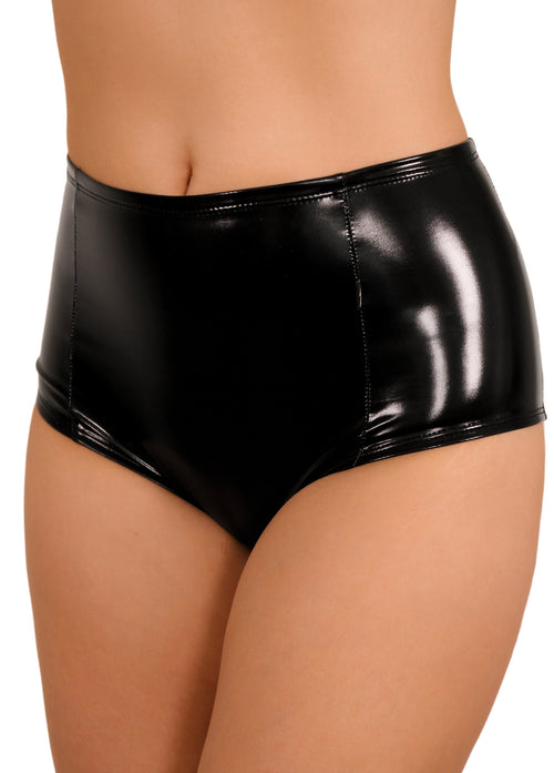 Heroine Liquid High Waisted Hot Pants
