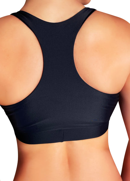 Essential 'Fawnia' Twist Sports Bra