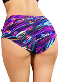 Neon Paint Hot Pants
