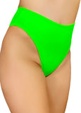 Essential High Rider Hot Pants (Neon)