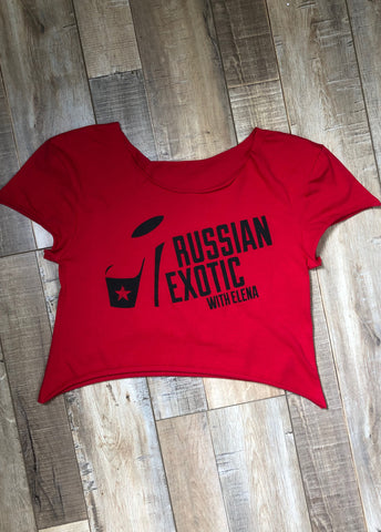 CleoXElena Russian Exotic T-Shirt