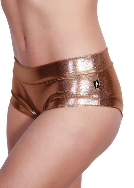Rose Gold Scanty Pants