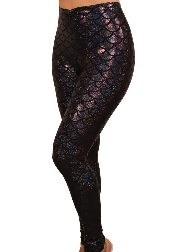 Sonic Siren High Waisted Leggings - Various Colors