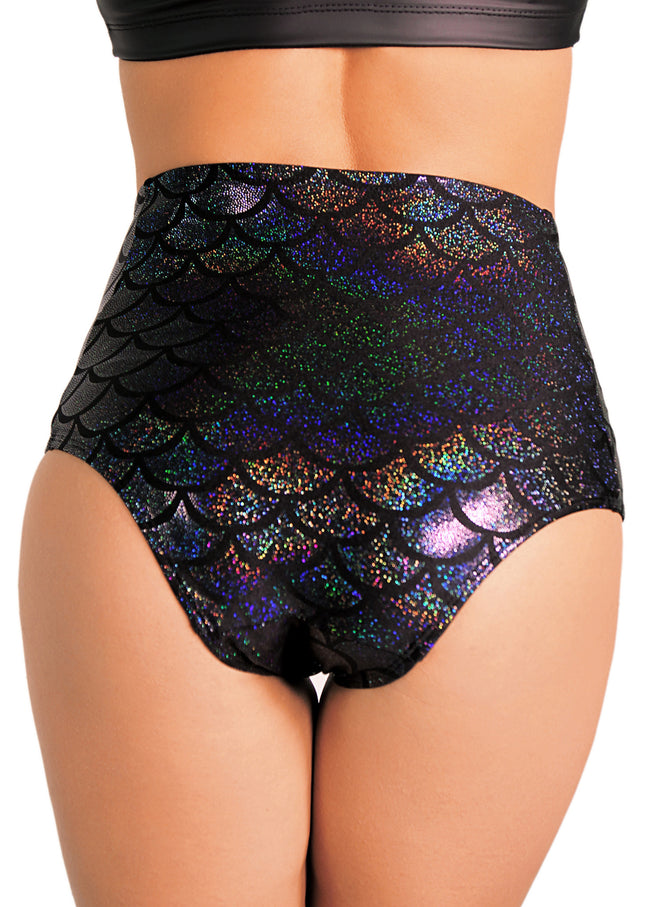 Sonic Siren High Waisted Hot Pants - Various Colors