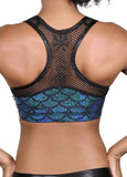 Sonic Siren Heart Breaker Sports Bra - XS ONLY