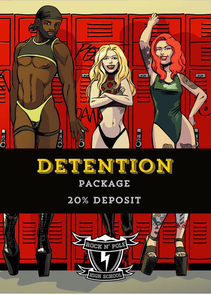 RNPHS 2021 - Detention Package 20% Deposit