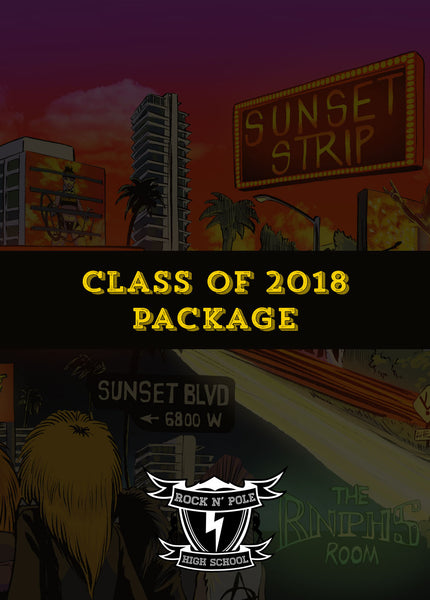 RNPHS Class of 2018 Package