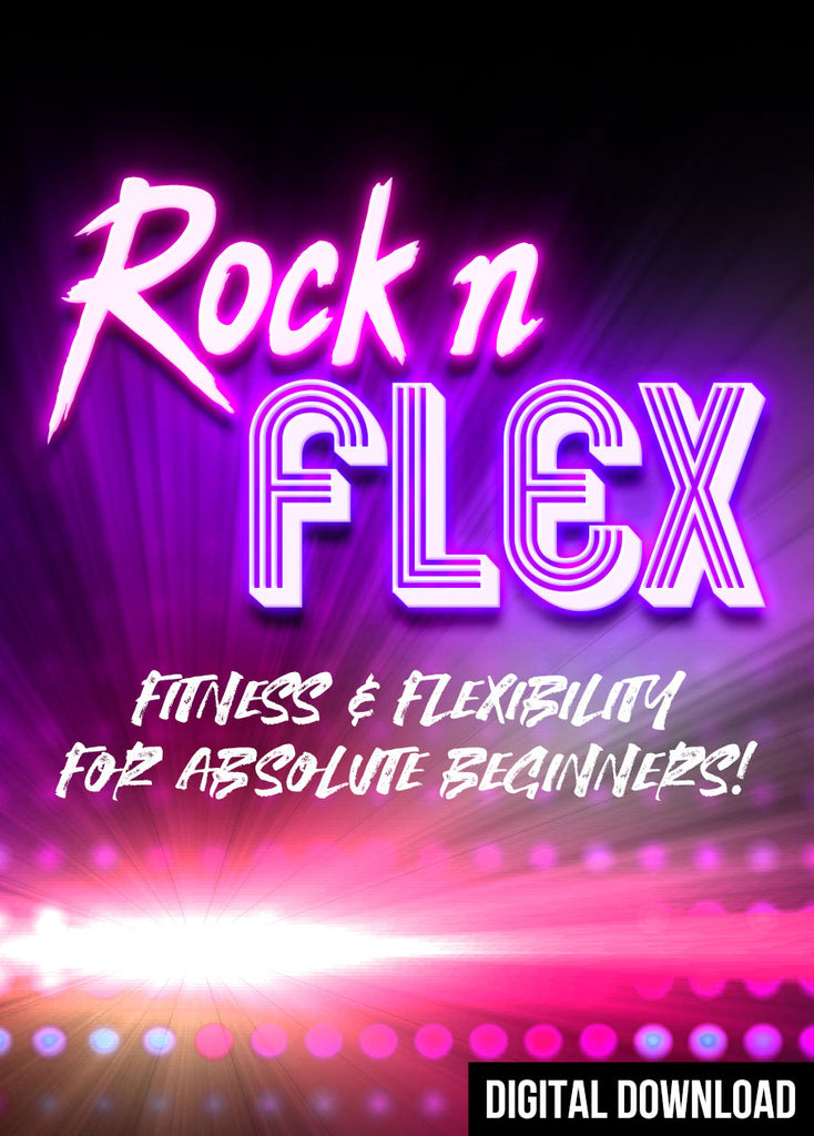 Rock N Flex Fitness & Flexibility with Cleo (Digital Download)