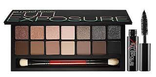 Palette ombre a paupieres Smashbox full exposure