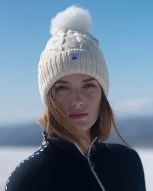 Dale of Norway - Vilde Hat - Off White