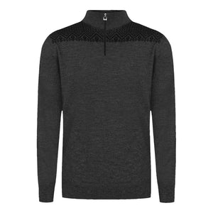 Dale of Norway - Eirik Men's Sweater - Dark Grey