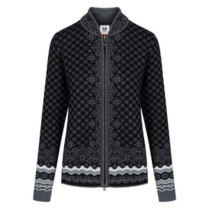 Dale of Norway - Solfrid Women's Jkt - Black