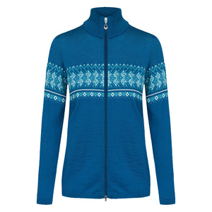 Dale of Norway - Hovden Women's Jkt - Blue